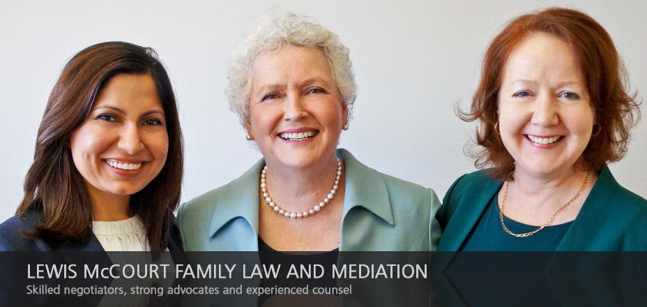 Lewis McCourt Arora | Experienced Family Law Practise
